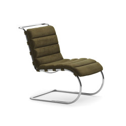 MR Lounge Chair without Arms | Sessel | Knoll International