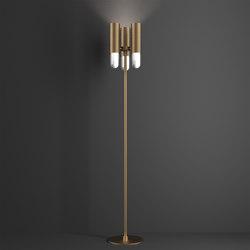 LUCREZIA FLOOR LAMP | Standleuchten | ITALAMP