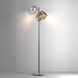 NUCE FLOOR LAMP | Lampade piantana | ITALAMP