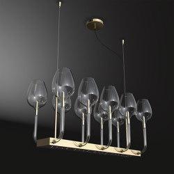 ROSE' SUSPENSION | Suspended lights | ITALAMP