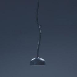 Curve pendant Metal | Suspensions | ZERO