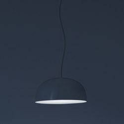 Curve pendant Metal | Suspended lights | ZERO