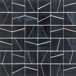 Jointed | Glass mosaics | Mosaico+