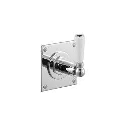 Edwardian Concealed Diverter   Shower controls   Czech & Speake