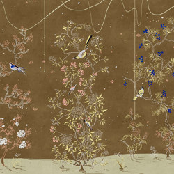Aromatico groviglio | Wall coverings / wallpapers | WallPepper