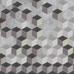Fallin' cubes | Revêtements muraux / papiers peint | WallPepper