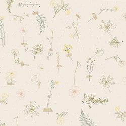 L'erbario di Elena | Revêtements muraux / papiers peint | WallPepper