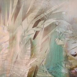 Modern jungle   Revestimientos de paredes / papeles pintados   WallPepper