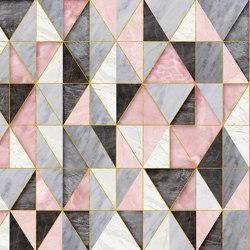 Rhombus | Wall coverings / wallpapers | WallPepper
