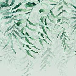 Tropical rain | Wall coverings / wallpapers | WallPepper