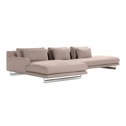 Lecco Open Sectional with Chaise | Sofas | Design Within Reach