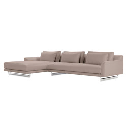 Lecco Sectional with Chaise | Sofás | Design Within Reach