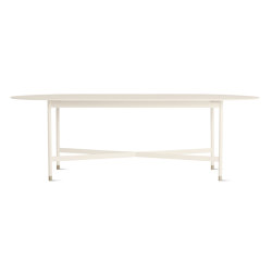 Sommer Oval Dining Table | Tables de repas | Design Within Reach