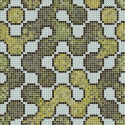 Koke Olive | Mosaïques verre | Mosaico+