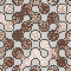 Koke Purple | Glass mosaics | Mosaico+