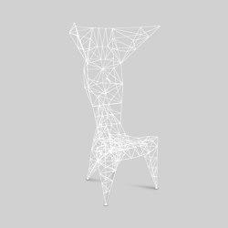Pylon Chair White | Chaises | Tom Dixon