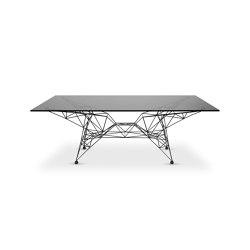 Pylon Coffee Table Black | Coffee tables | Tom Dixon
