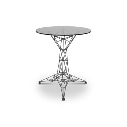 Pylon Small Table Black | Mesas auxiliares | Tom Dixon