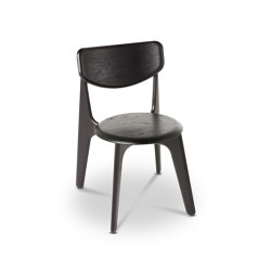 Slab Chair Black | Sedie | Tom Dixon