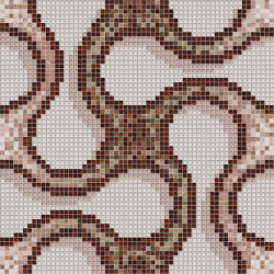 Shiru Purple | Glass mosaics | Mosaico+