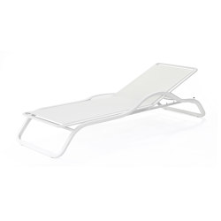 Marumi | Sunlounger with Arm and Tray | Tumbonas | EGO Paris
