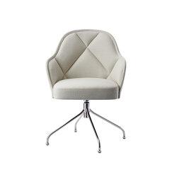 Lina armchair | Chaises | Gärsnäs