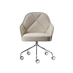 Lina armchair | Sedie | Gärsnäs