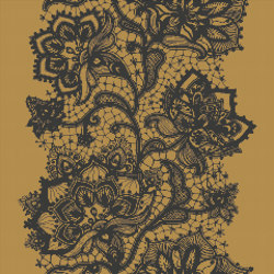 Crochet Gold Lux | Glass mosaics | Mosaico+