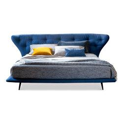 Lovy bed hi plus | Letti | Bonaldo