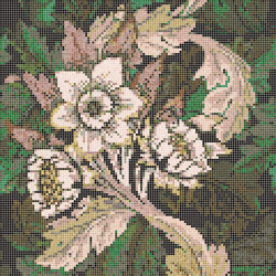 Dancing | Mosaici vetro | Mosaico+