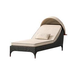 Outdoor collection | Sonnenliegen / Liegestühle | CPRN HOMOOD