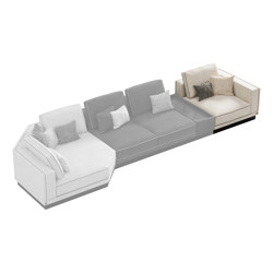 Sesto senso | Modular seating elements | Cipriani Homood