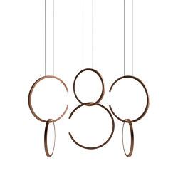 Sesto senso | Lámparas de suspensión | Cipriani Homood