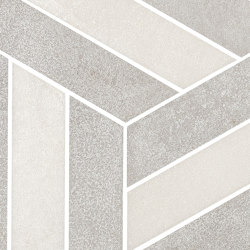 Stripe Cemento | Ceramic mosaics | Grespania Ceramica