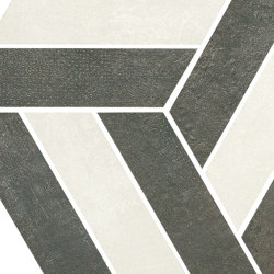 Stripe Negro | Mosaïques céramique | Grespania Ceramica