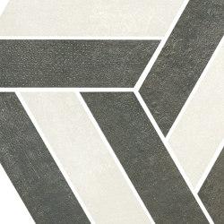 Stripe Negro | Ceramic mosaics | Grespania Ceramica