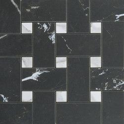 Eros Natural Marquina | Ceramic mosaics | Grespania Ceramica
