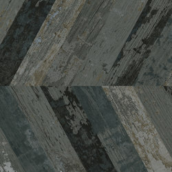 Chevron Antracita | Ceramic tiles | Grespania Ceramica