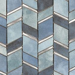 Musa Basalto Azul | Ceramic mosaics | Grespania Ceramica