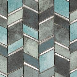 Musa Basalto Verde | Mosaïques céramique | Grespania Ceramica