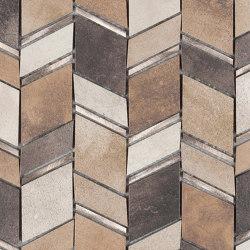 Musa Basalto Moka | Mosaïques céramique | Grespania Ceramica