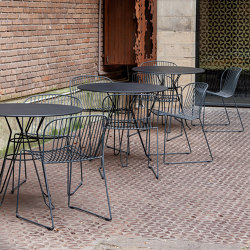 Capri | Bistro tables | iSimar