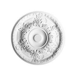 Decorative Elements - R18 | Rosetten | Orac Decor®