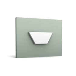 Decorative Elements - W101 TRAPEZIUM | Wall panels | Orac Decor®