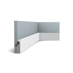 Skirting - SX171 SQUARE | Baseboards | Orac Decor®