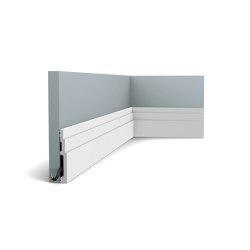 Skirting - SX180 HIGH LINE | Losetas táctiles | Orac Decor®