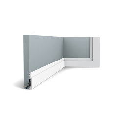 Skirting - SX187 HIGH LINE | Baseboards | Orac Decor®