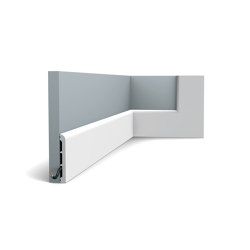 Skirting - DX184-2300 CASCADE | Baseboards | Orac Decor®