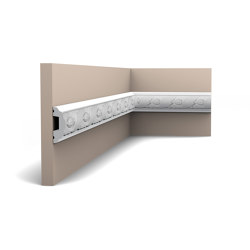 Wall Mouldings - P1020 | Borders | Orac Decor®