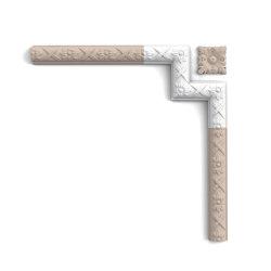 Wall Mouldings - P201A | Deckenleisten | Orac Decor®